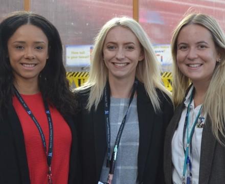 Reception team october 2019 photo 1
