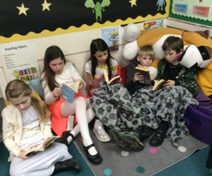 Reading For Pleasure Year 5