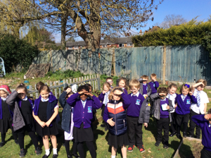 Year 1 Easter Hunt (2)