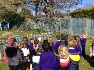 Year 1 Easter Hunt