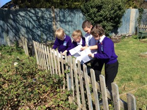 Year 5 Easter Hunt Photos2